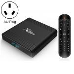 X96 Air 4K Smart TV BOX Android 9.0 Media Player wtih Remote Control, Quad-core Amlogic S905X3, RAM: 4GB, ROM: 32GB, Dual Band WiFi, Bluetooth, AU Plug