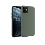 For iPhone 11 hoco Fascination Series Soft TPU Protective Case(Dark Green)