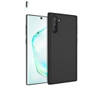 For Galaxy Note 10 hoco Fascination Series Soft TPU Protective Case(Black)