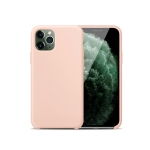 For iPhone 11 Pro hoco Silicone + PC Protective Case(Pink)