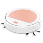 SDJ-168 Household USB Charging Automatic Cleaner Sweeping Robot Vacuum Cleaner (Gold)