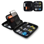 Multi-function Waterproof Digital Electronic Data Cable Hard Drive Protective Bag Storage Box