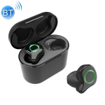 R5 Binaural 6D Stereo Bluetooth 5.0 Earphone with Charging Box, Support Binaural Calls