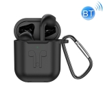 hoco ES32 TWS Wireless Bluetooth V5.0 Headset with Charging Case (Black)