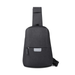 WIWU Fashion Large Capacity Nylon Chest Bag Computer Digital Accessories Storage Bag, Size: 30x25x7cm