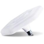 58W 220V Constant Current Snowflake Energy-saving LED UFO Light Bulb