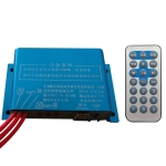 11.1V 10A Lithium Battery Solar Street Light Controller with Remote Control