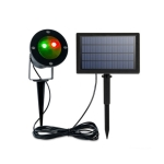 Solar Projection Light Double Hole Laser Stage Light