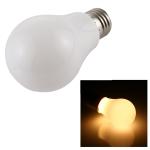 7W 500LM E27 2835 28LEDs Flicker Free LED Energy Saving Bulb, Light Color: Warm White, AC 85-265V