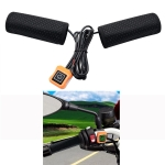 CS-974A1 Motorcycle Scooter Smart Three Gear Temperature Control Electric Hand Grip Cover Heated Grip Handlebar