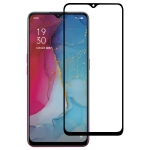 For OPPO Reno 3 9H 2.5D Full Screen Tempered Glass Film