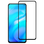 For Vivo X30 Full Glue Full Cover Screen Protector Tempered Glass Film