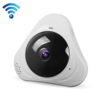 360 Degrees Wireless Panoramic VR Camera 2MP High-definition Home Monitoring Camera without Memory