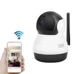 ytjjz0105 2 Million Pixels Household Rotatable Wireless WiFi HD Camera, Support Infrared Night Vision & Mobile Phone Remote Monitoring & Motion Detection / Alarm & Two-way Voice