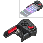 MOCUTE-059 Bluetooth 4.0 Dual-mode Left-handed Bluetooth Gamepad for 6.5-7.2-inch Phones, Supports Android / IOS Direct Connection and Direct Play