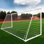 11 People Specifications Outdoor Training Competition Polyethylene Football Goal Net