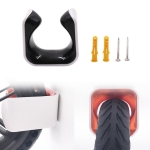 For Xiaomi M365 Electric Scooter Portable Wall Mount Holder (Black)