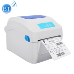 GPRINTER GP1324D Bluetooth USB Port Thermal Automatic Calibration Barcode Printer, Max Supported Thermal Paper Size: 104 x 2286mm