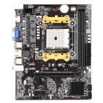 A55 Dual Channel DDR3 Desktop Computer Mainboard, Support AMD A8 / A6 / A4 Quad-core Processor, Integrated Graphics