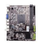 H55 LGA 1156 DDR3 Desktop Computer Mainboard, Support for Intel Core i7 / i5 / i3 CPU, Integrated Graphics