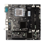P45 DDR2 Desktop Computer Mainboard, Support for LGA 775 / 771 Series Processor
