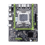 X79M2 3.0 DDR3 Desktop Computer Mainboard, Support for LGA 2011 Pin Series Processor, Discrete Graphics