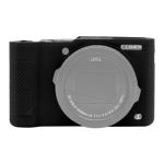 PULUZ Soft Silicone Protective Case for Panasonic Lumix  LX10 (Black)