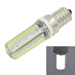 E14 5W 400LM 104 LED SMD 3014 Silicone Corn Light Bulb, AC 220V (Natural White Light)