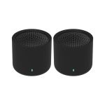 2 PCS Original Xiaomi Bluetooth 5.0 Mini Portable Wireless Stereo Bluetooth Speaker (Black)