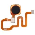 Fingerprint Sensor Flex Cable for Xiaomi Redmi Note 6 Pro (Black)