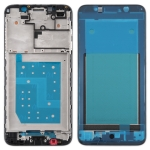 Front Housing LCD Frame Bezel Plate for Huawei Honor Play 7 (Black)