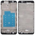 Front Housing LCD Frame Bezel Plate for Huawei Honor 7X (Black)