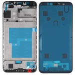 Front Housing LCD Frame Bezel Plate for Huawei Honor 7A (Black)