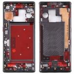 Original Middle Frame Bezel Plate for Huawei Mate 30 Pro(Black)