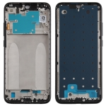 Front Housing LCD Frame Bezel Plate for Xiaomi Redmi Note 8(Black)