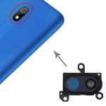 Camera Lens Cover for Xiaomi Redmi 8A (Black)