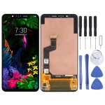Original LCD Screen and Digitizer Full Assembly for LG G8s ThinQ