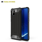 For Galaxy A81 / M60s Magic Armor TPU + PC Combination Case(Black)