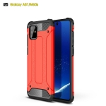For Galaxy A81 / M60s Magic Armor TPU + PC Combination Case(Red)