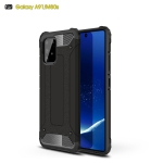 For Galaxy A91 / M80s Magic Armor TPU + PC Combination Case(Black)