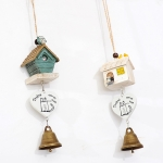 Bell Wind Chimes Garden Balcony Door And Window Pendant Car Pendant, Random Style Delivery