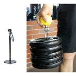 Dumbbell Arm Wrist Training Ball Fitness Hand Grips, Diameter: 97mm