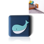 10 PCS Crash Pad for Wall Door Handle Silicone Cushion Pad(Whale)
