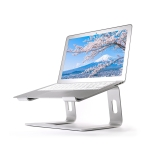 Raise Computer Desktop Notebook Bracket Aluminum Alloy Base Heat Dissipation Anti-Skid Stand