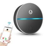 Difang WF-XTDJ Smart Phone Remote Intercom Wireless Doorbell Home Long-distance Access Control Pager (Black)