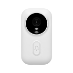 Original Xiaomi Mijia 1280x720P Smart Video Visual Doorbell, Support Infrared Night Vision & Change Voice Intercom & Real-time Video Viewing(White)