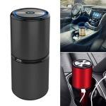 F-C2 10W Car / Home Intelligent USB Anion Air Purifier (Black)