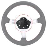 Universal Metal Car Steering Wheel Hub Base