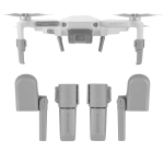 Sunnylife MM-LG541 Foldable Heightened Landing Gears for DJI Mavic mini (Grey)