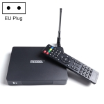 MECOOL K7 4K Ultra HD Smart Android 9.0 Amlogic S905X2 Quad core ARM Cortex-A53 TV Box with Remote Controller, RAM: 4GB, ROM: 64GB, Support WiFi, Bluetooth, HDMI, TF Card, LAN